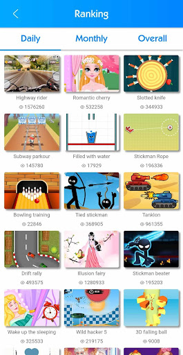 Fun GameBox 3000+ games in App  screenshots 5