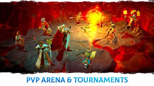 Age of Magic: Turn-Based Magic RPG & Strategy Game  screenshots 5