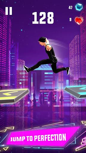 Sky Jumper: Parkour Mania Free Running Game 3D 2.0 screenshots 15