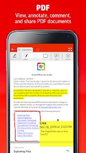 SmartOffice – View & Edit MS Office files & PDFs MOD (Pro) 5