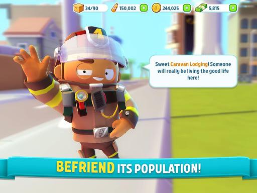City Mania: Town Building Game apktram screenshots 15