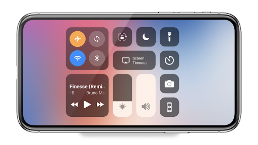 Control Center IOS 13 - Control Center 2.4.70 Screenshots 8