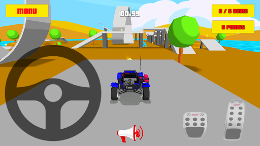 Baby Car Fun 3D - Racing Game 201202 screenshots 3