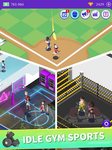 Idle GYM Sports - Fitness Workout Simulator Game 1.39 screenshots 21