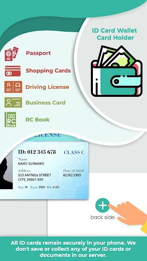 ID Card Wallet - Card Holder apktram screenshots 1