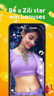 Zili - Short Video App for India   Funny 2.22.11.1508 Screenshots 3