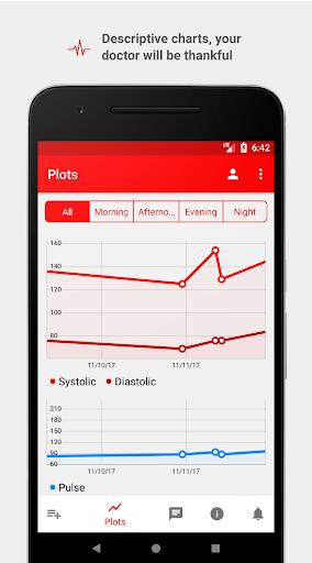 Cardio Journal u2014 Blood Pressure Log  Screenshots 3
