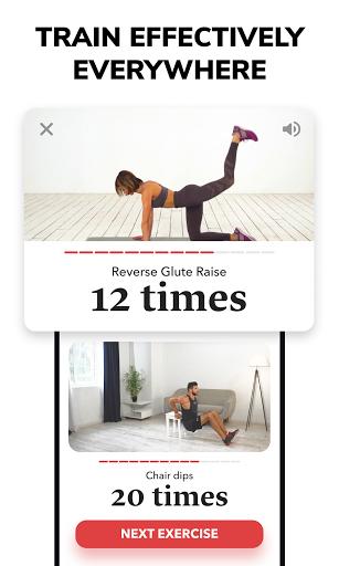 BetterMe: Home Workouts & Diet 4.0.4 Screenshots 6