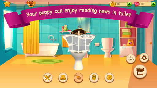 Download Cute Puppy Love Virtual Pet Care Dog Simulator Free For Android Cute Puppy Love Virtual Pet Care Dog Simulator Apk Download Steprimo Com