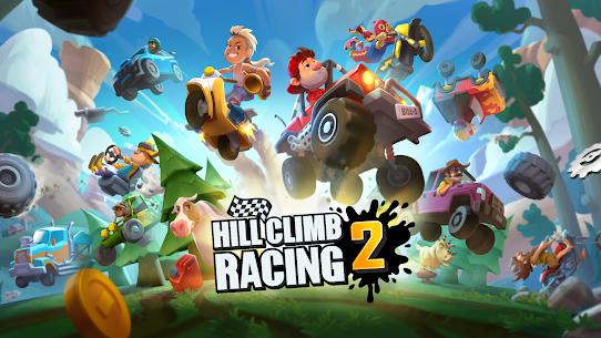 Hill Climb Racing 2 MOD APK [Unlimited Money, Gold] – Prince APK 1