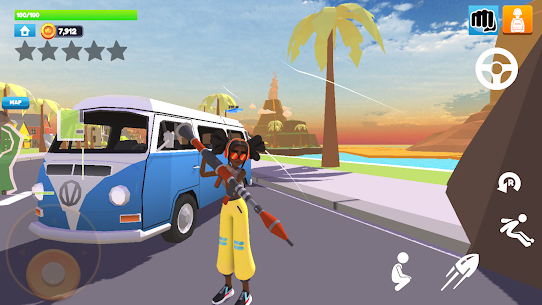 Rage City – Open World Driving And Shooting Game Mod Apk 49 (A Large Amount of Currency) 7