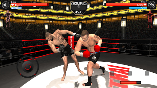 Muay Thai 2 - Fighting Clash  screenshots 17