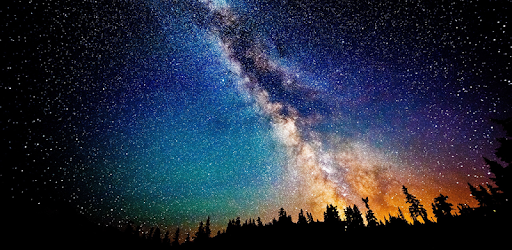 Galaxy Space Wallpaper 4K - Apps on Google Play