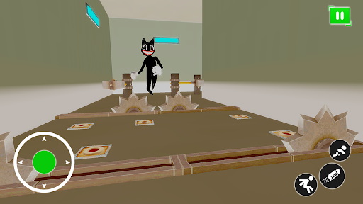 Cartoon Cat Escape Chapter 2 - Jail Break Story  screenshots 5