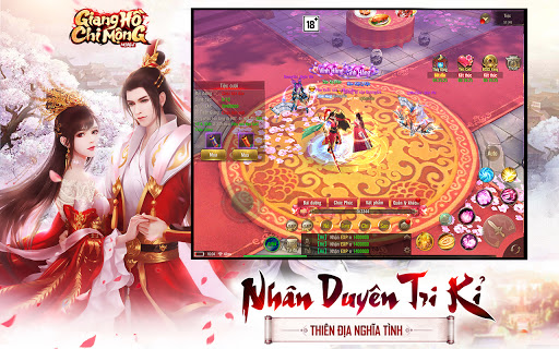Giang Hu1ed3 Chi Mu1ed9ng - Tuyet The Vo Lam  screenshots 16