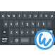 Std.Dark-type2 キーボードイメージ - Androidアプリ
