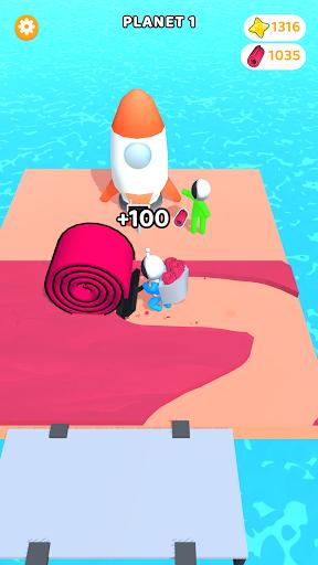 Spiral Craft 3D  screenshots 3