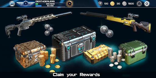 Death Dealers: 3D online sniper game  screenshots 2