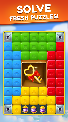 Toy Tap Fever - Cube Blast Puzzle screenshots 11