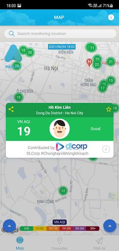 PAM Air | Air Quality in Vietnam