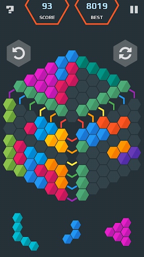 HexaMania Puzzle 1.10.7 screenshots 7