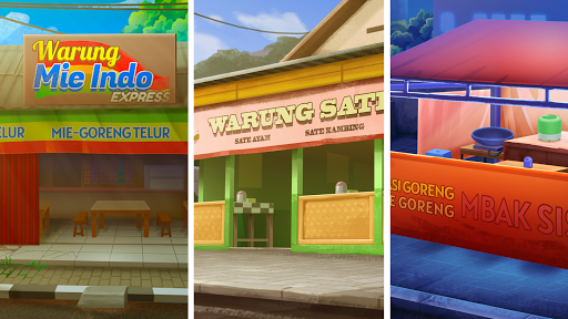 Selera Nusantara : Asian Restaurant Cooking Games 0.1.8.1 screenshots 5