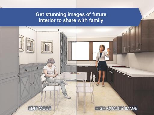 Room Planner: Home Interior & Floorplan Design 3D 1003 Screenshots 7