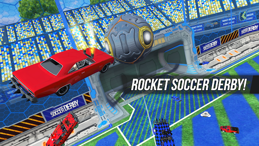 Rocket Soccer Derby 1.1.6 screenshots 1