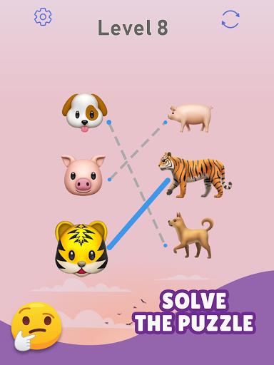 Connect Emoji Puzzle 1.0.3 screenshots 17