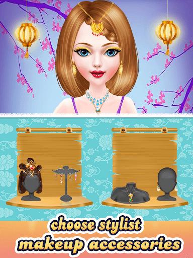 Chinese Doll Makeup Salon Spa  screenshots 5