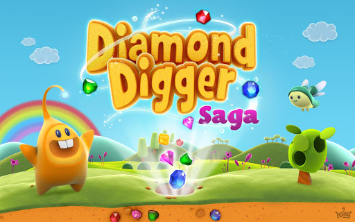 Diamond Digger Saga  screenshots 8