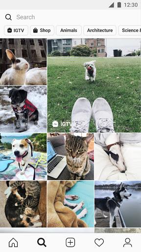 Instagram 177.0.0.30.119 screenshots 4