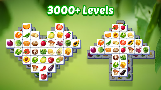 Tile game-Match triple&mahjong game androidhappy screenshots 2