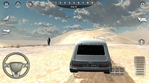 Russian Car Simulator 2.0.1 screenshots 2