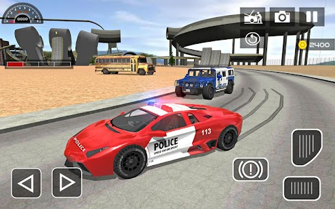 Police Car Stunt Driver For Pc, Windows 10/8/7 And Mac – Free Download (2020) 2