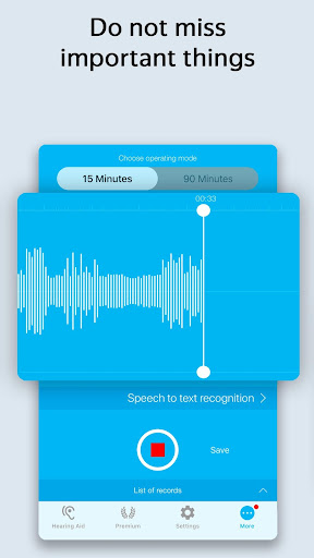 Petralex Hearing Aid App 3.7.3 Screenshots 6