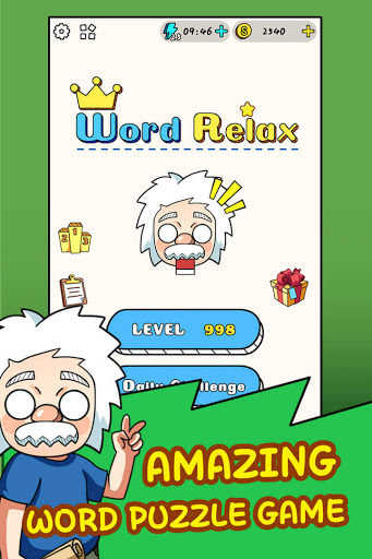 Word Relax:Happy Connect 1.0.1 screenshots 1