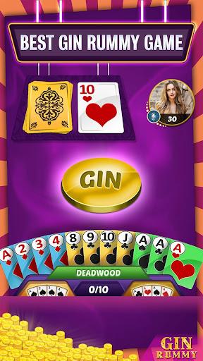 Gin Rummy Online - Multiplayer Card Game 14.1 screenshots 1