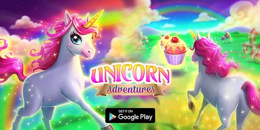 Unicorn Adventures World | Miraculous Unicorn Game screenshots 5