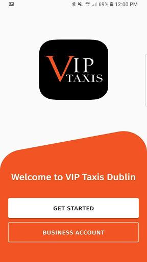 VIP Taxis Dublin 13.7.0 screenshots 1