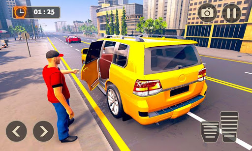 Real City Taxi Driving: New Car Games 2020 1.0.23 Screenshots 5