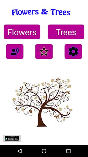 flowers & trees screenshot 1