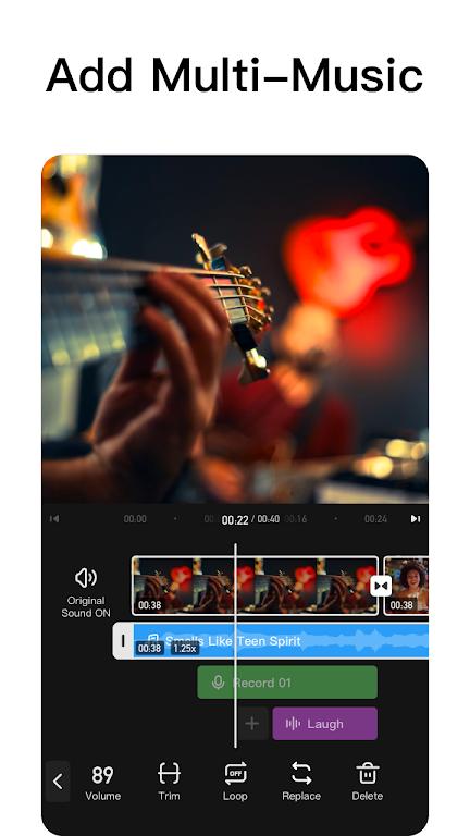 VivaVideo - Video Editor & Video Maker  poster 3