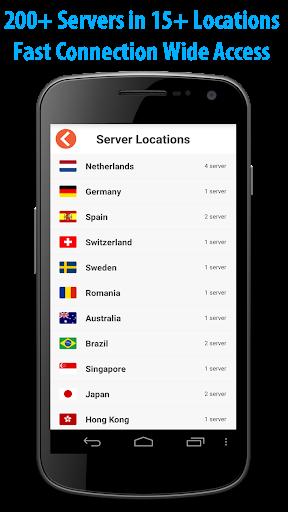 VPN Easy 2.2.0 Screenshots 2