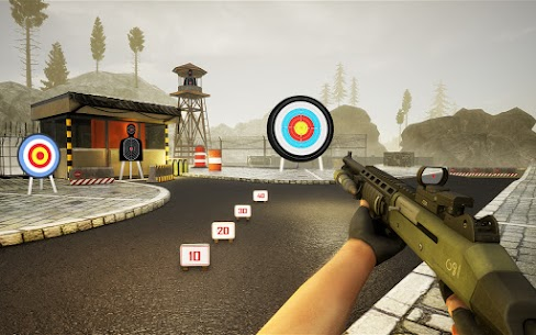 3D Shooting Games: Real Bottle Shooting Free Games 5