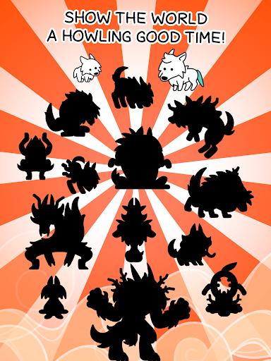 Wolf Evolution - Merge and Create Mutant Wild Dogs screenshots 4