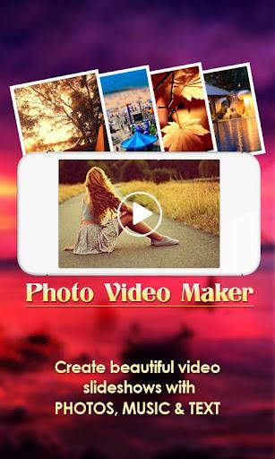 Photo Video Maker 2.6 Screenshots 1
