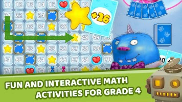 Matific Galaxy - Maths Games for 4th Graders