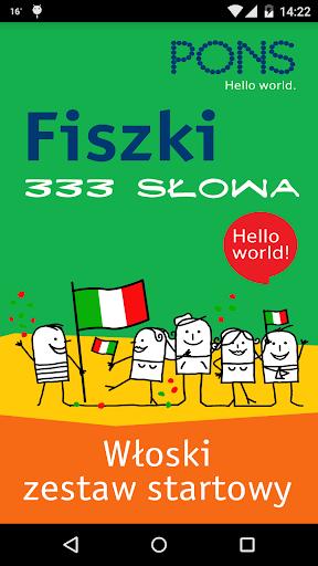 Fiszki PONS - 333 słów włoskich For PC Windows (7, 8, 10, 10X) & Mac Computer Image Number- 5