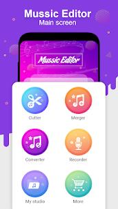 Music Editor (UNLOCKED) 2.3 Apk 1